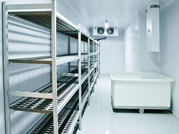 Magazzini refrigerati refrigerazione industriale deposito frigo